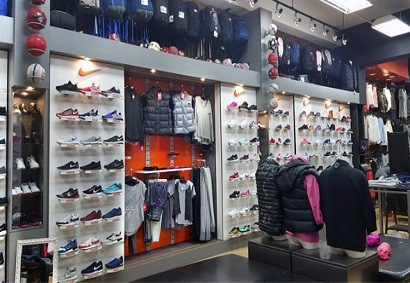 Sporting Goods & Shoes