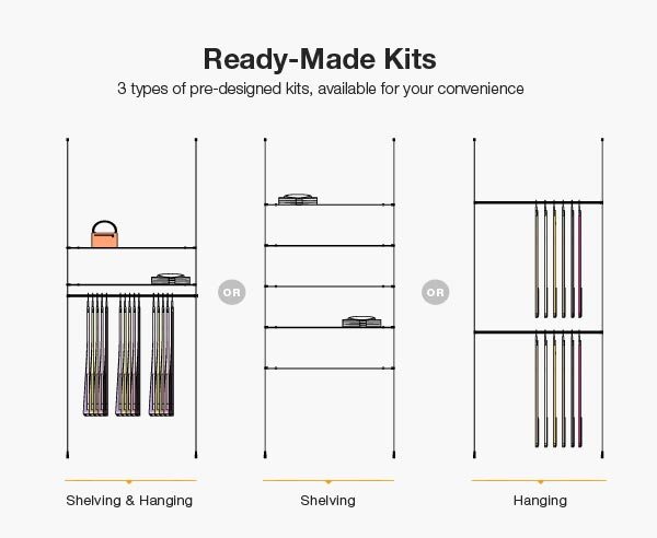 Ready-Made Kits