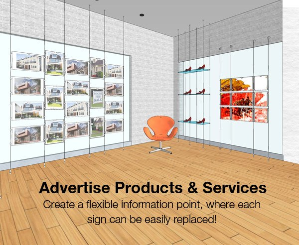 Advertise Products & Services