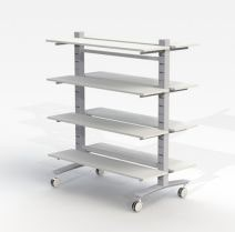 2-Way SlatStand | Shelving
