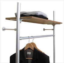 Palo System for Clothing