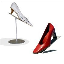 Shoe Display Stands