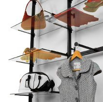 Clothing Wall Mounted