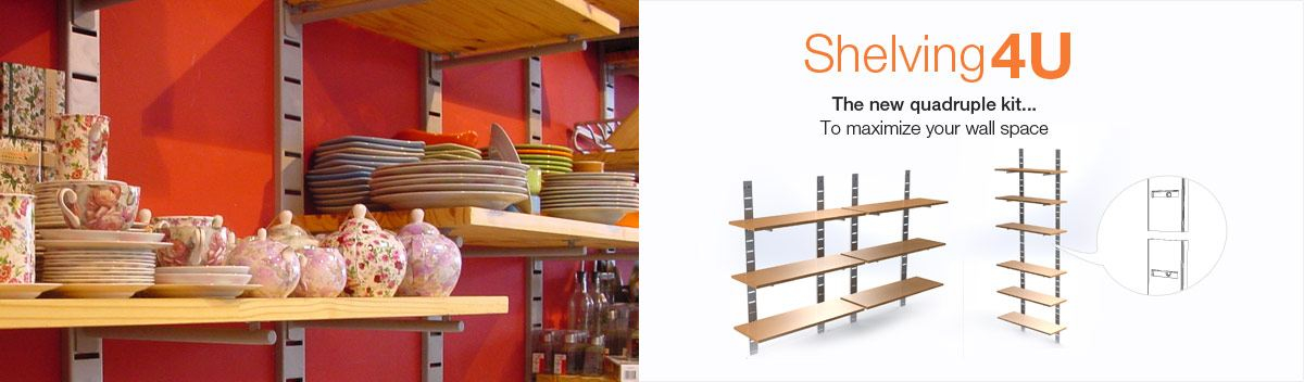 Shelving Displays