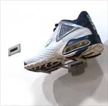 Metal Shoe Displays