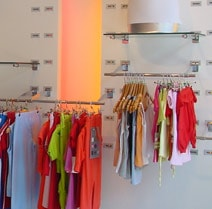 Clothing Display Gallery
