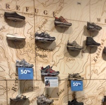 Shoe Display Gallery