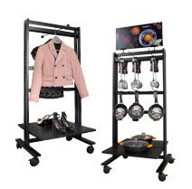 Shelving and Clothing Stands