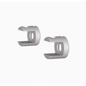 Wall Support Connectors (2pc) - Cable System Components