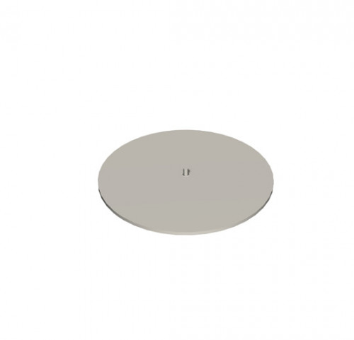 "Round Base/Top-D15cm(6"")"