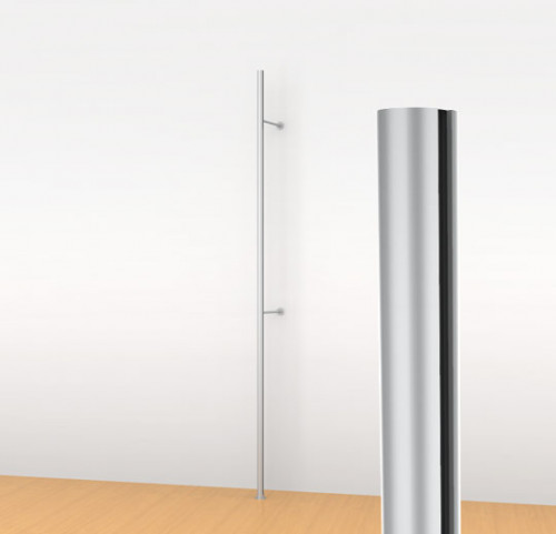 """Aluminum Pole Outrig kit 8"""" from the Wall  - Palo"""