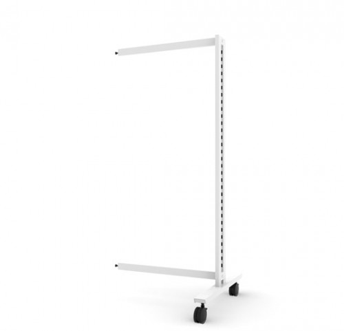 Floor Stand, White - Extantion Vertik