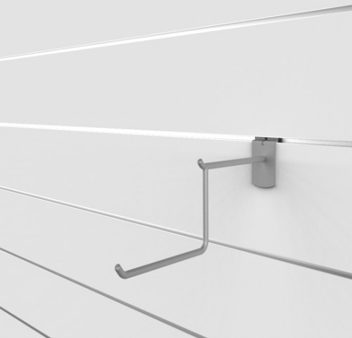 SlatWall Two Tier Wire Faceout - Concepto