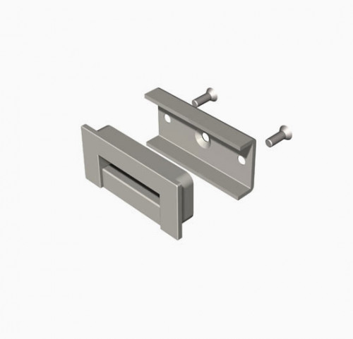 All SlatWall Fixture Holder for Acrylic Panels - Soloslat