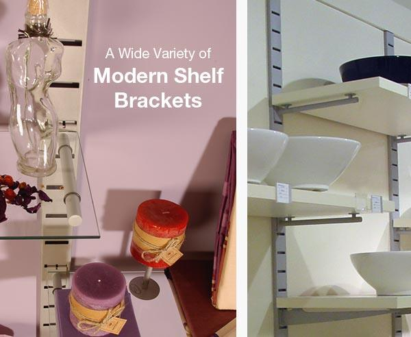 Add Shelf Brackets