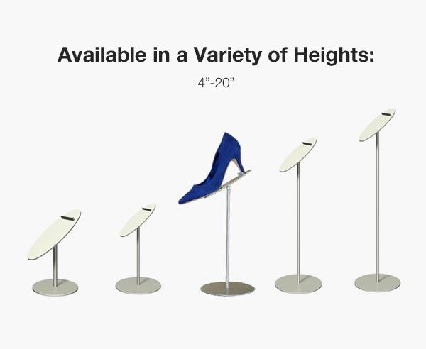 A Variety of Heights
