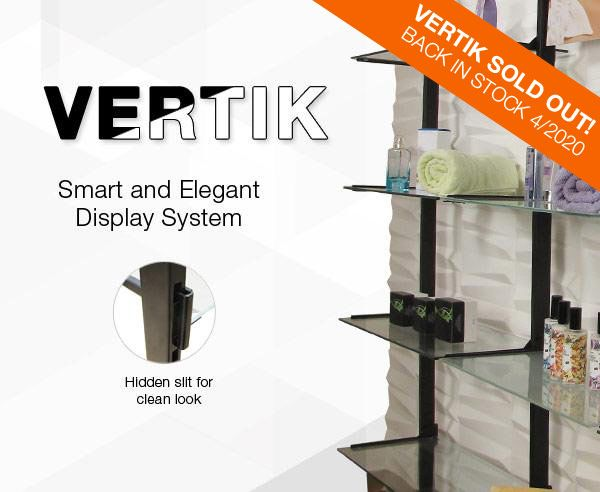 Meet the Vertik Display System
