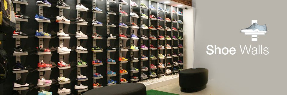 Shoe Displays