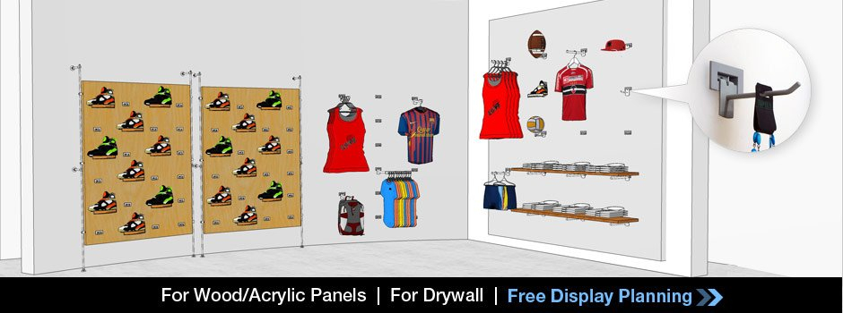 Free Display Planning Service