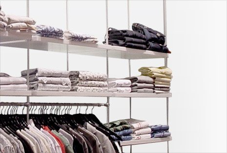 Clothing | Ceiling-to-Floor